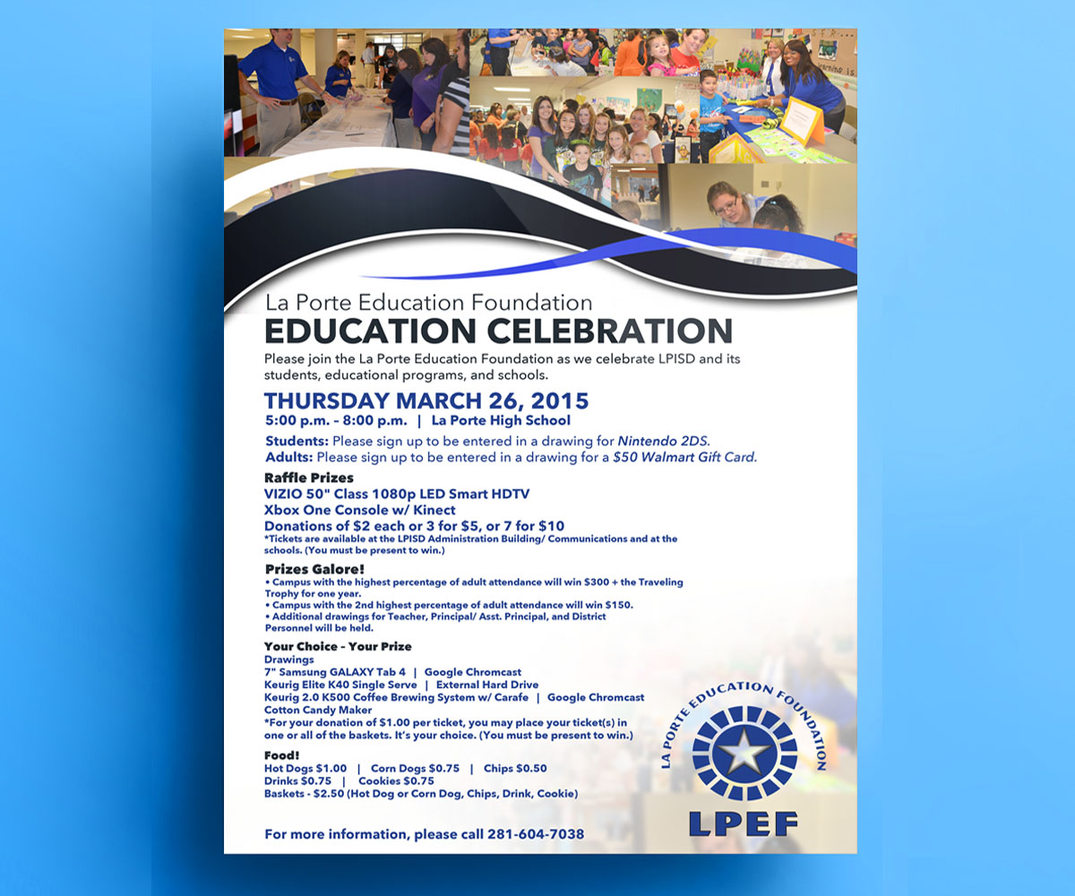 education flyer design for a company in united states design 5523681