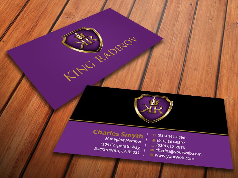 Generous Business Cards Sacramento Ca Contemporary - Business Card ...