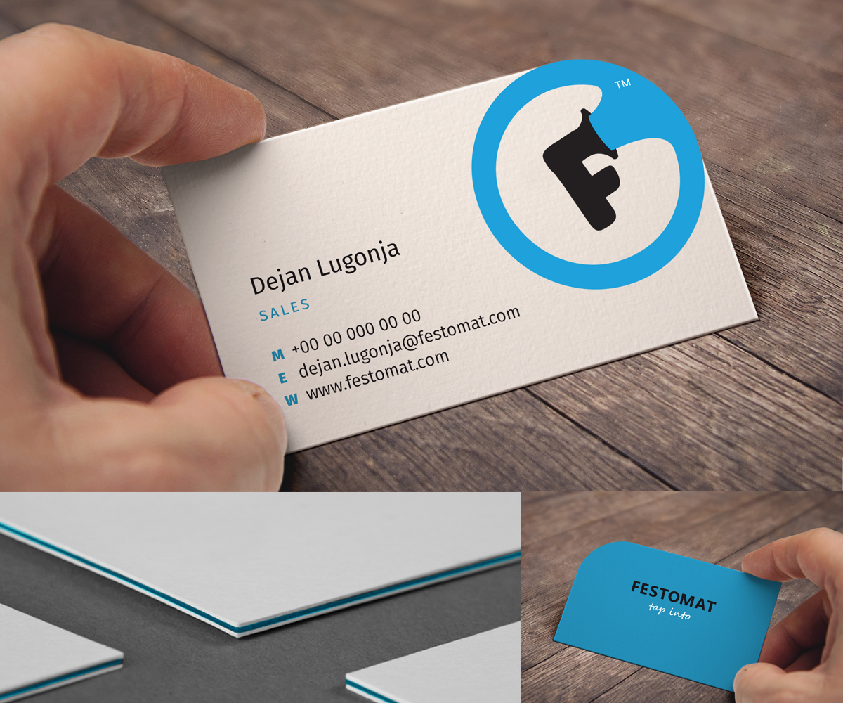 Modern, Professional Business Card Design for Dejan Lugonja by ...