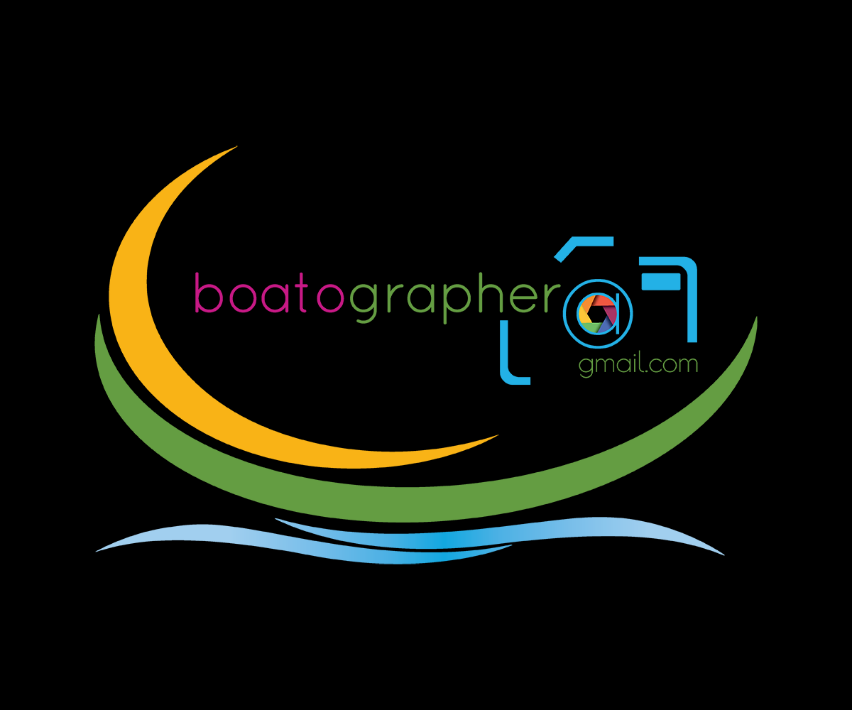 Digital Logo Design For Boatographer Gmail Com On The Water Photography By Shiva P Design 5557346