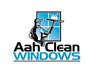 40 elegant playful window cleaning logo designs for aah