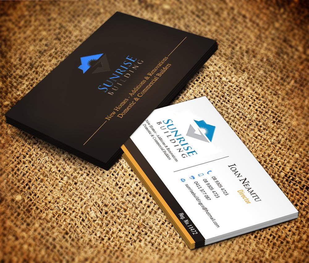 Business card design for dan killick by 17 pixels design for Business card pixels