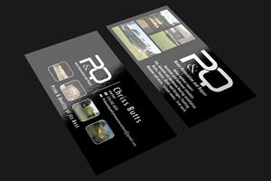 10 bold business card designs flooring business card design business card design by riz for this project design 5623225 colourmoves