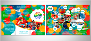 Brochure Design by Victor_pro - Inflatable Event Hirer requires Tri-Fold mini b ...
