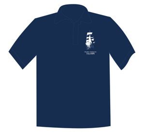 T-shirt Design job – Tall Ship Polo T Shirt and cap design – Winning design by curtfast