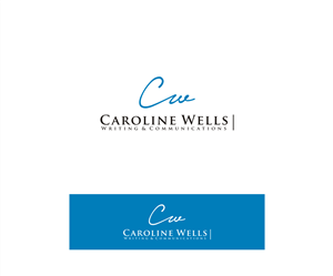 Logo Design by copipait - Logo - Caroline Wells | Writing & Communications