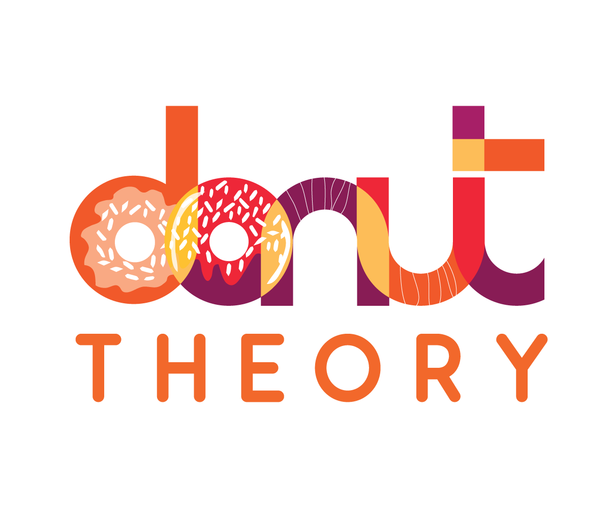 Bakery Logo Design for Donut Theory by Anuja Kanani | Design #5618326