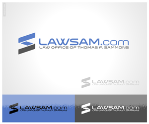 Logo Design by iNess - Logo for law office
