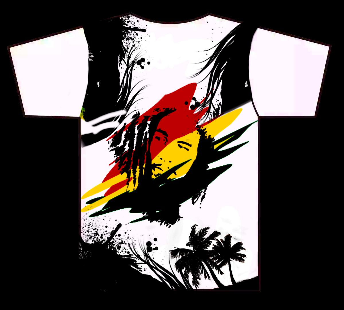 Design t shirt reggae - T Shirt Design By Briansmartist For Reggae Rockers Pacific Soundrise Need A Chill Shirt