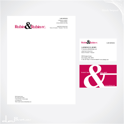 Big Brand Stationery Artist Bids Design 8088