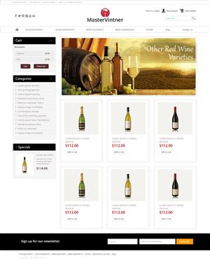 BigCommerce Design by Kuldeepak for Addison Feen Insight, Inc. | Design: #6148340