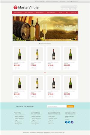 BigCommerce Design by Kuldeepak for Addison Feen Insight, Inc. | Design: #6148348