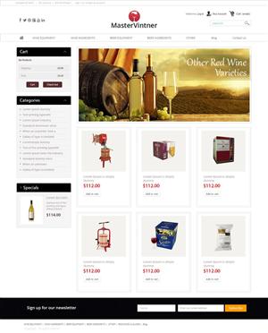 BigCommerce Design by Kuldeepak for Addison Feen Insight, Inc. | Design: #6161719
