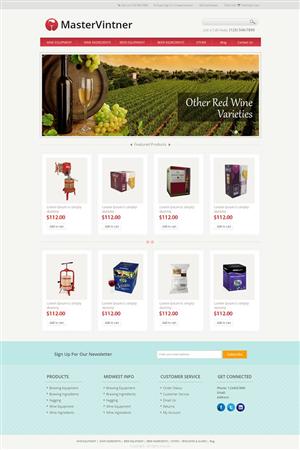 BigCommerce Design by Kuldeepak for Addison Feen Insight, Inc. | Design: #6161724