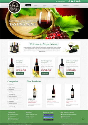 BigCommerce Design by webxvision for Addison Feen Insight, Inc. | Design: #6146454