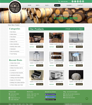 BigCommerce Design by webxvision for Addison Feen Insight, Inc. | Design: #6337108