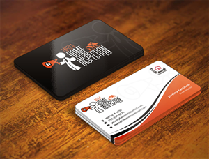 97 bold business card designs home inspection business card design business card design by indianashok for this project design 5578202 colourmoves