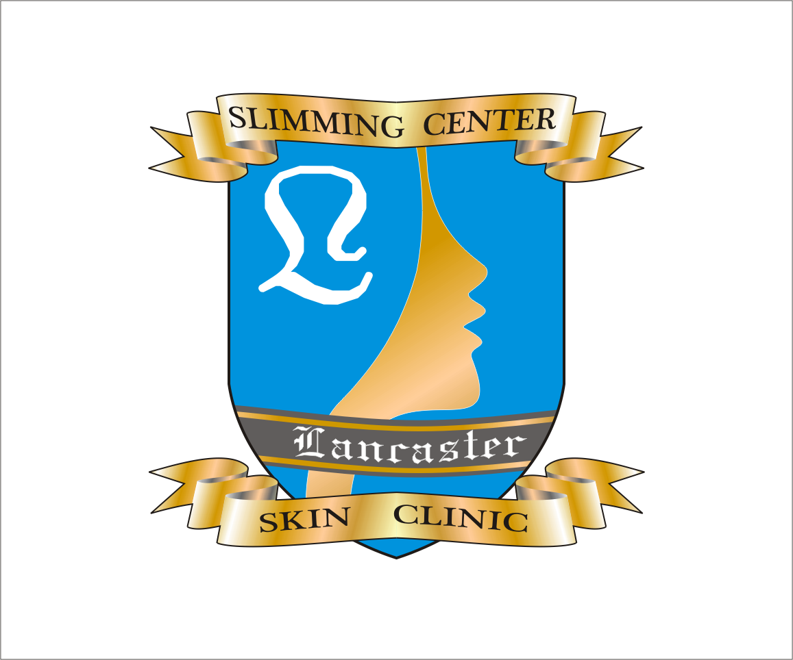 elegant serious environment logo design for lancaster slimming center skin clinic by d co. Black Bedroom Furniture Sets. Home Design Ideas