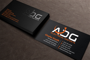 113 serious business card designs electrical business card design business card design by mediaproductionart for this project design 5603176 colourmoves