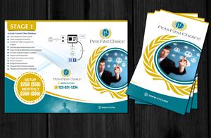 professional upmarket marketing brochure design for client source