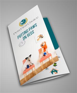 Brochure Design by lookedaeng - Online Marketing / Sales Brochure for Pet Indus ...