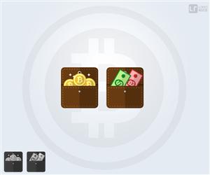 Illustration Design by logorice - Web Illustrations Wallet Bitcoin Design Project ...