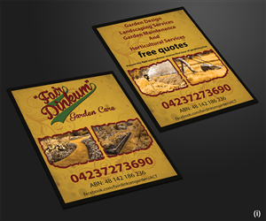 Flyer Design by  Esolbiz - Letterbox drop flyers for local business