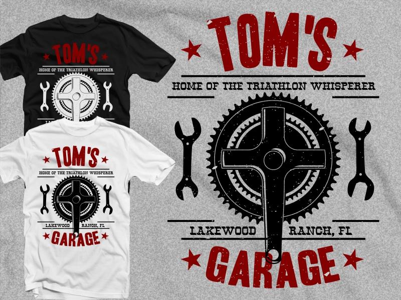 Garage T Shirts : Nascar t shirt kyle busch k b garage schwarz gr