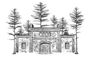 Illustration Design by lorand.peli - Distillery No. 209- original illustration