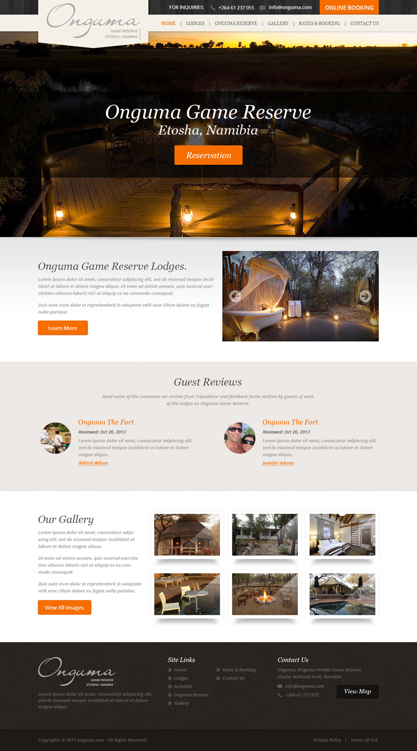 Bold Modern Software Web Design For A Company By Om Design 5679870