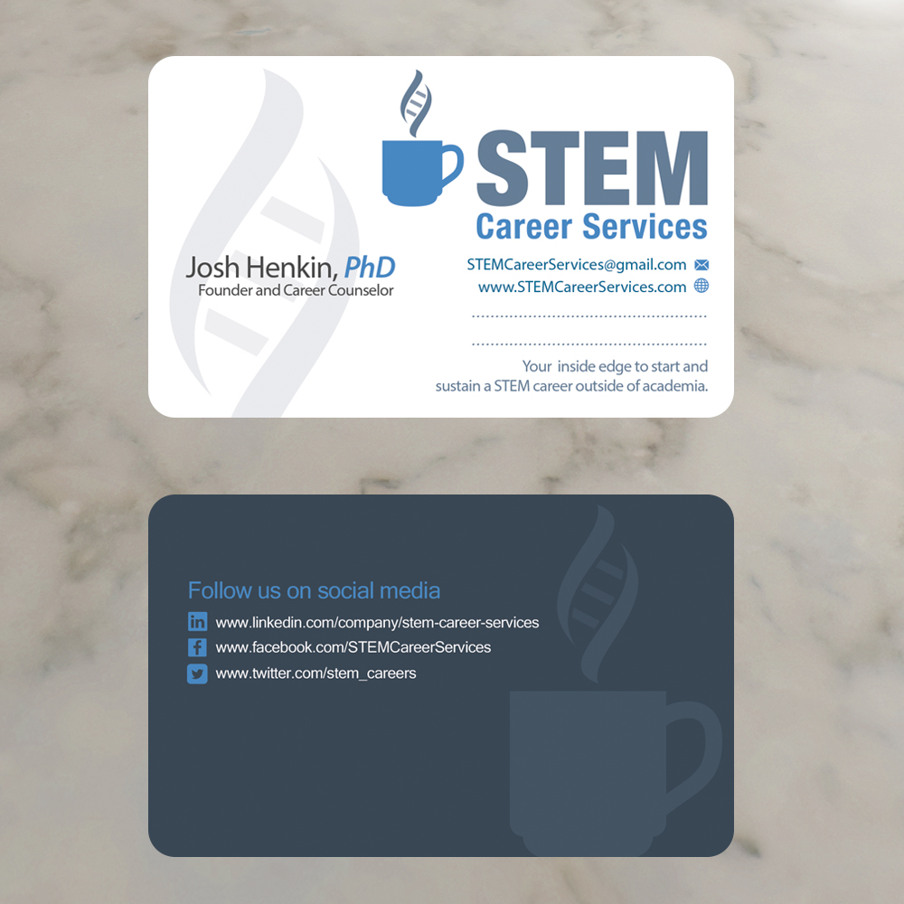 Education Business Card Design Galleries for Inspiration - Page 2