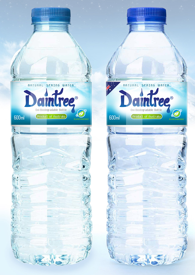 This is a picture of Adaptable Label Design for Water Bottles