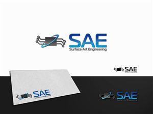 Logo Design job – Modern, Professional LOGO Needed! NEW BRANDING for Surface Art Engineering! – Winning design by ArtSamurai
