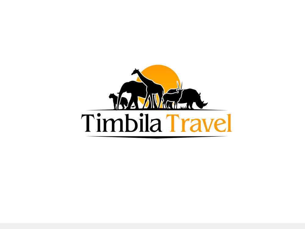 Wildlife Travel Agency Logo by DoveFendi