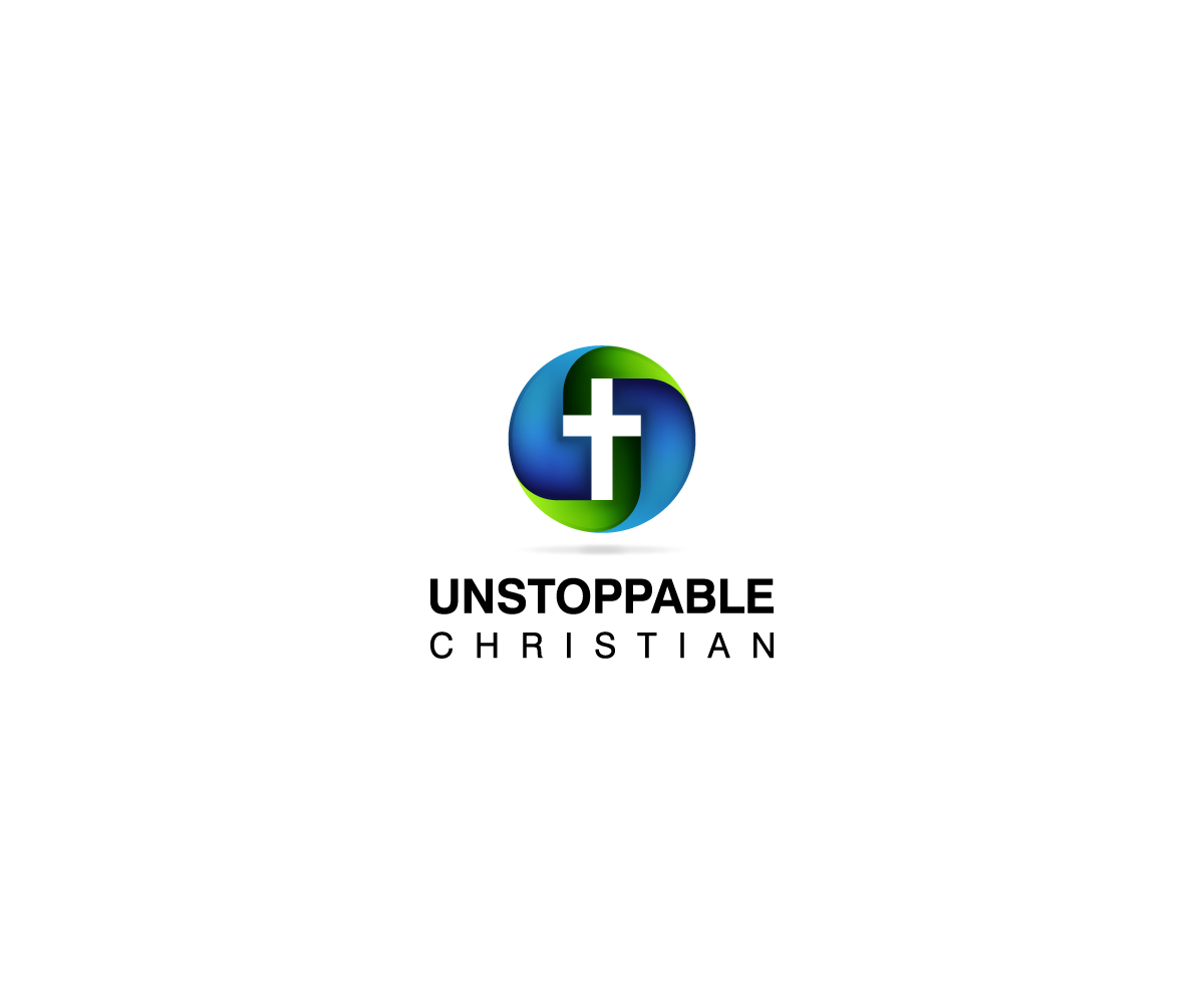 modern personable clothing logo design for unstoppable