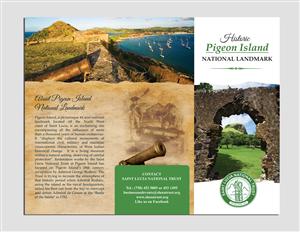 Brochure Design by  Adylhere - Brochure Design for Pigeon Island National Land ...
