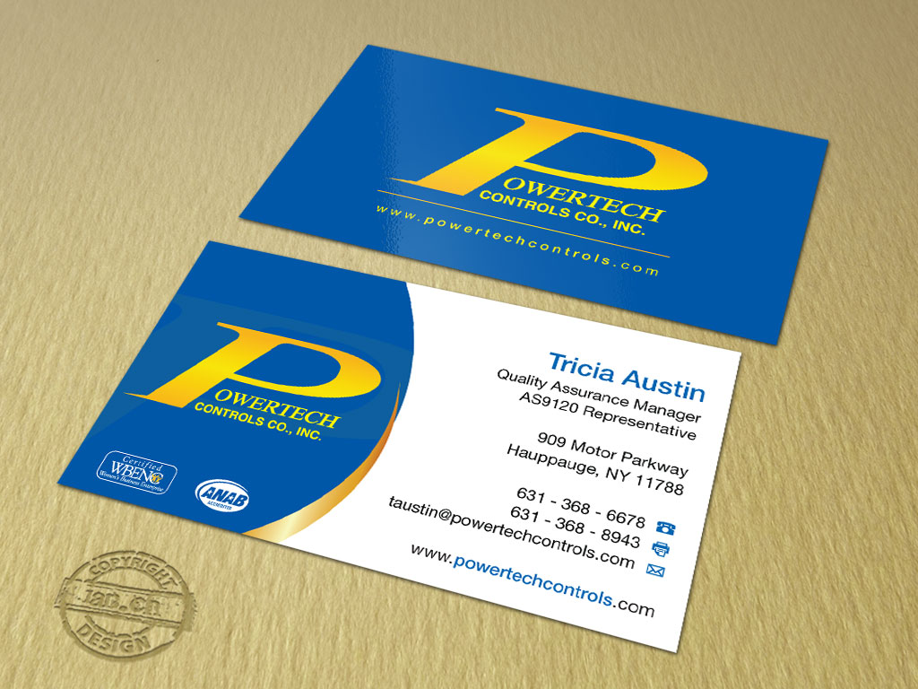 Business business card design for a company by ian design 5727147 business card design by ian for this project design 5727147 reheart Image collections