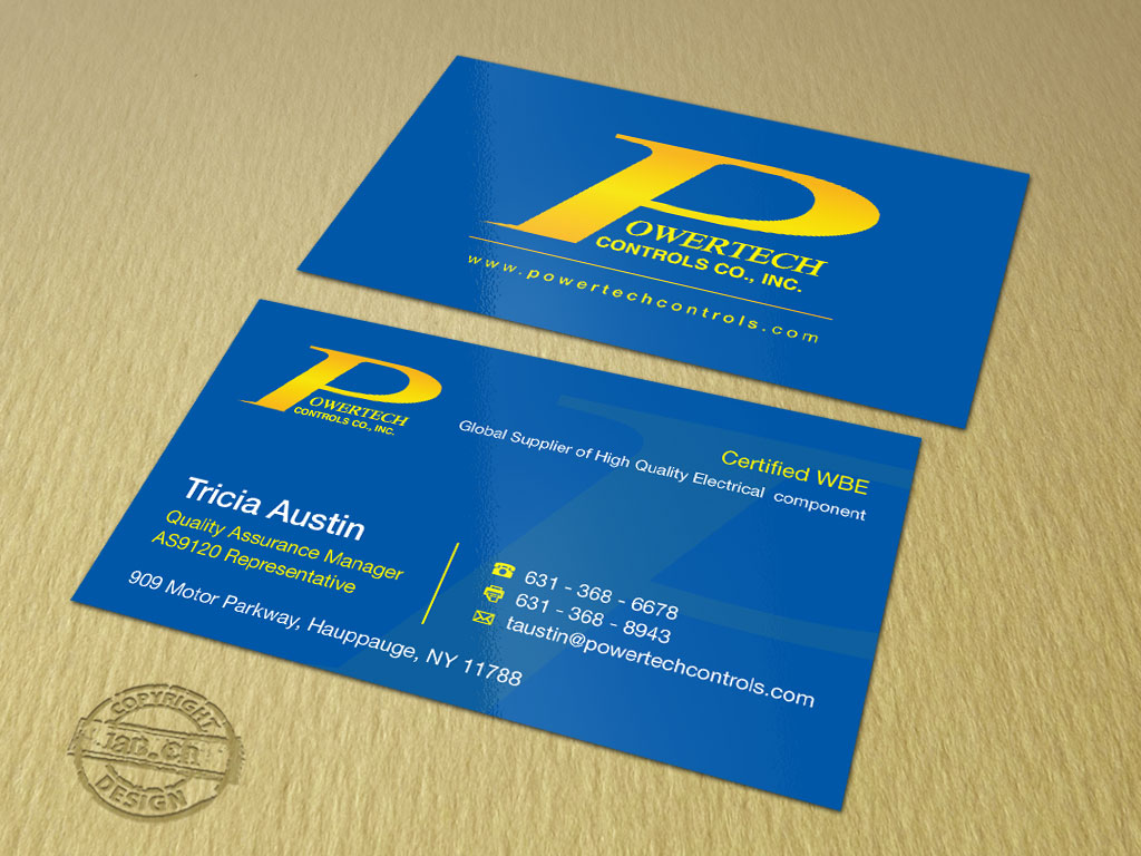 Business business card design for a company by ian design 5727150 business card design by ian for this project design 5727150 reheart Image collections