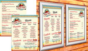 cool menu designs 9 cool menus to browse