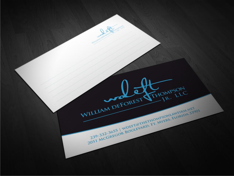 28 Upmarket Elegant Lawyer Name Card Designs for a Lawyer business ...