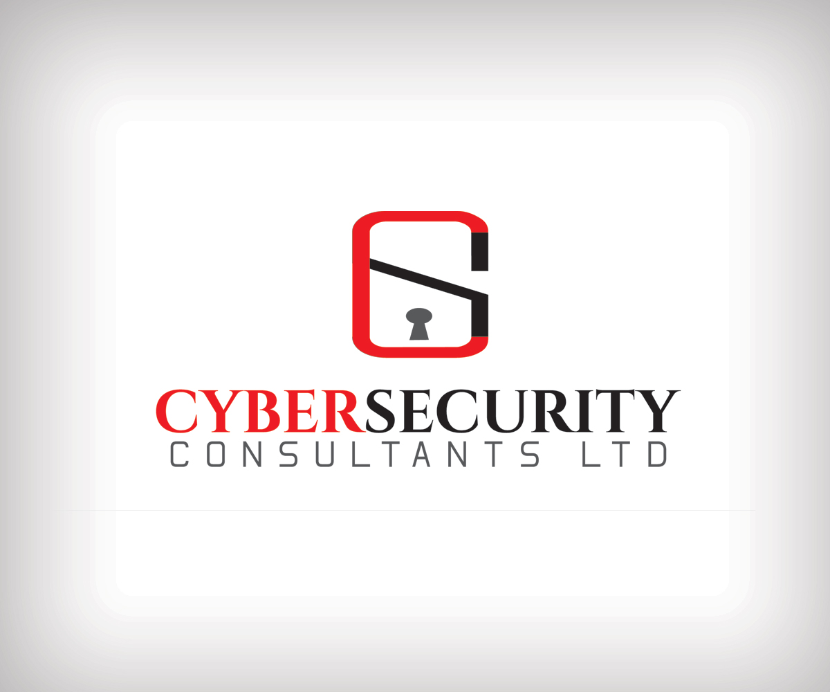 Professional modern security logo and business card for Design consultants limited