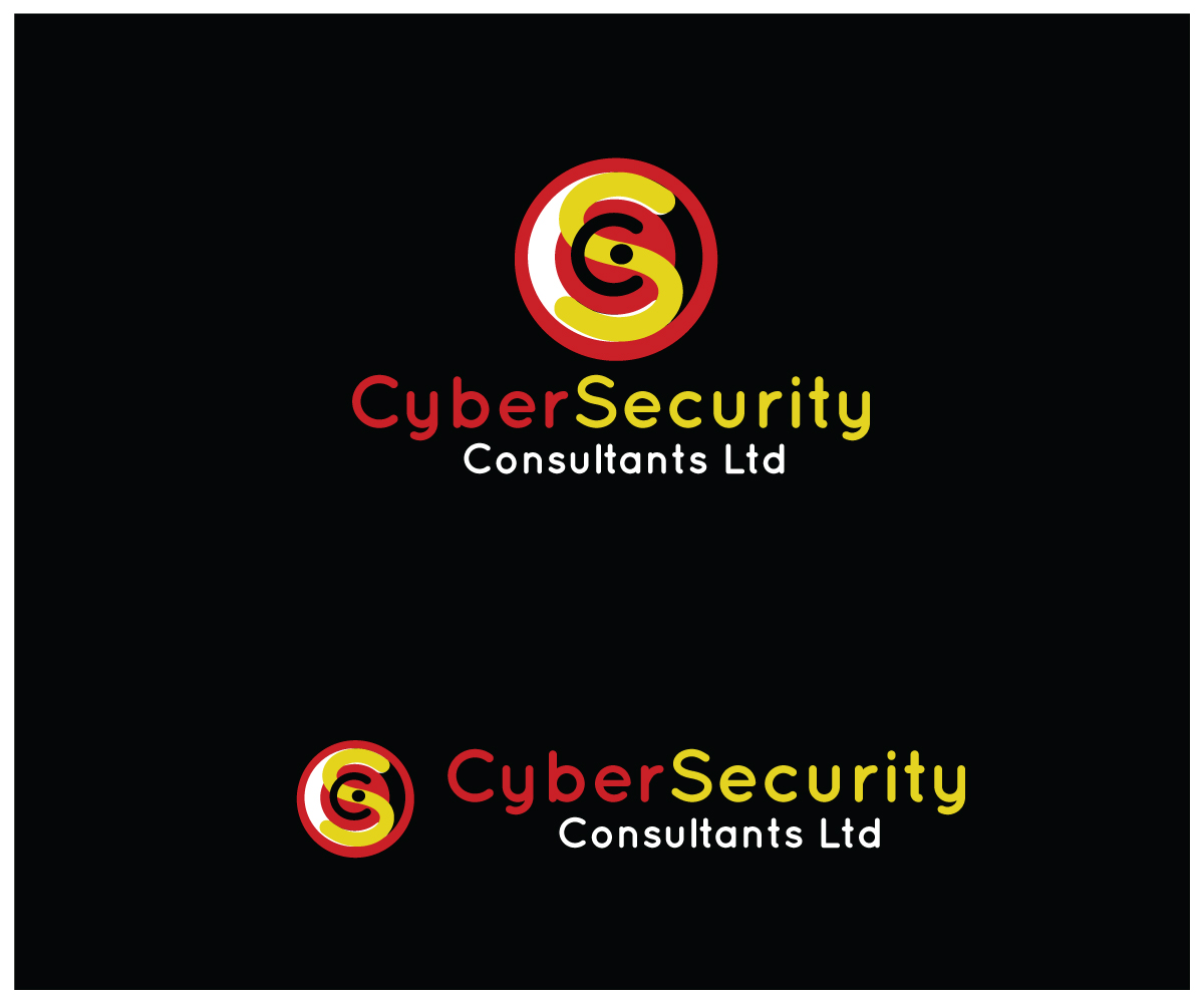 Professional modern security logo and business card design for logo and business card design by uk for cybersecurity consultants ltd design 5643072 reheart Image collections