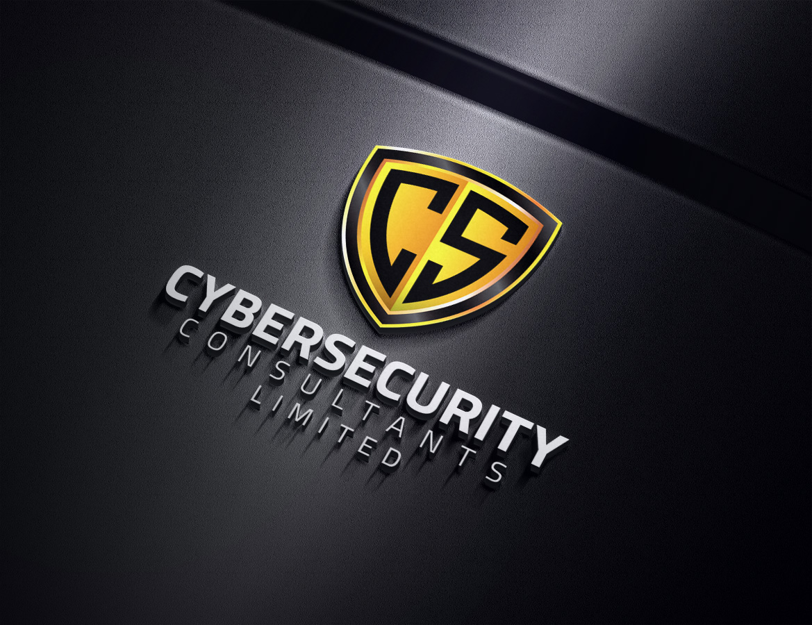 Professional Modern Security Logo And Business Card