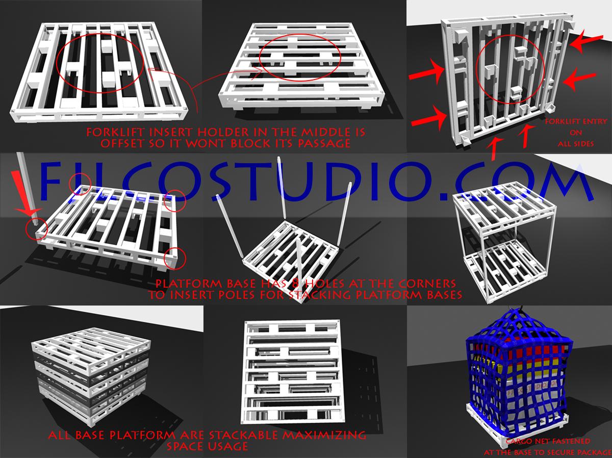 Elegant, Playful, Steel 3D Design for a Company by fernanlagran
