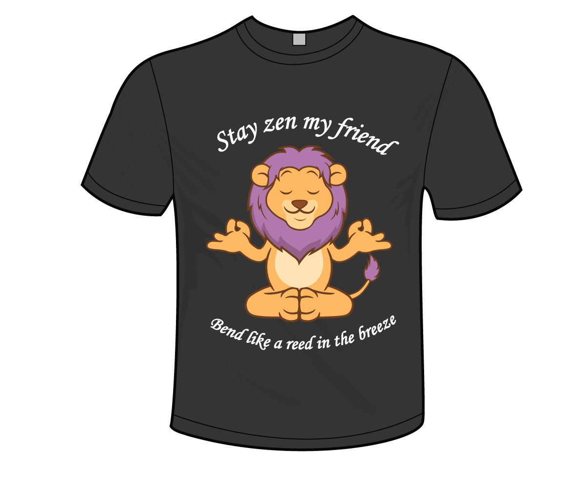 Atractivo Moderno T Shirt Design For Ian Ward By