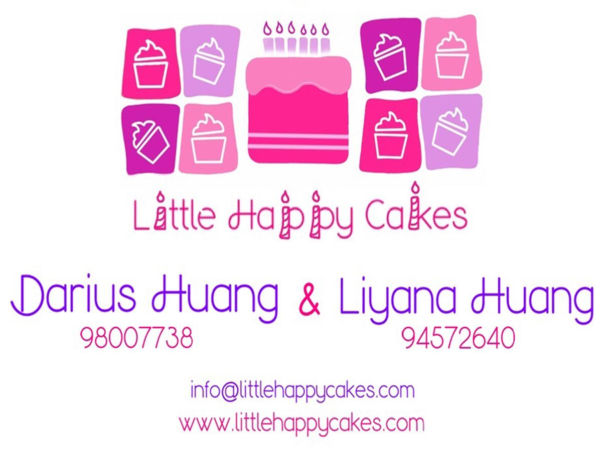 Design De Carte Visite Par Himika Pour Little Happy Cakes