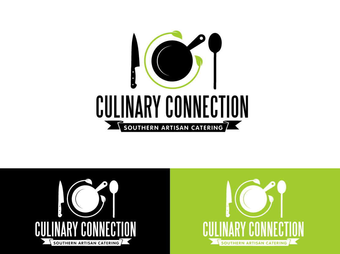 Work From Home Jobs Richmond Va >> Modern, Upmarket Logo Design for Culinary Connection by Colorflix™ | Design #5668789