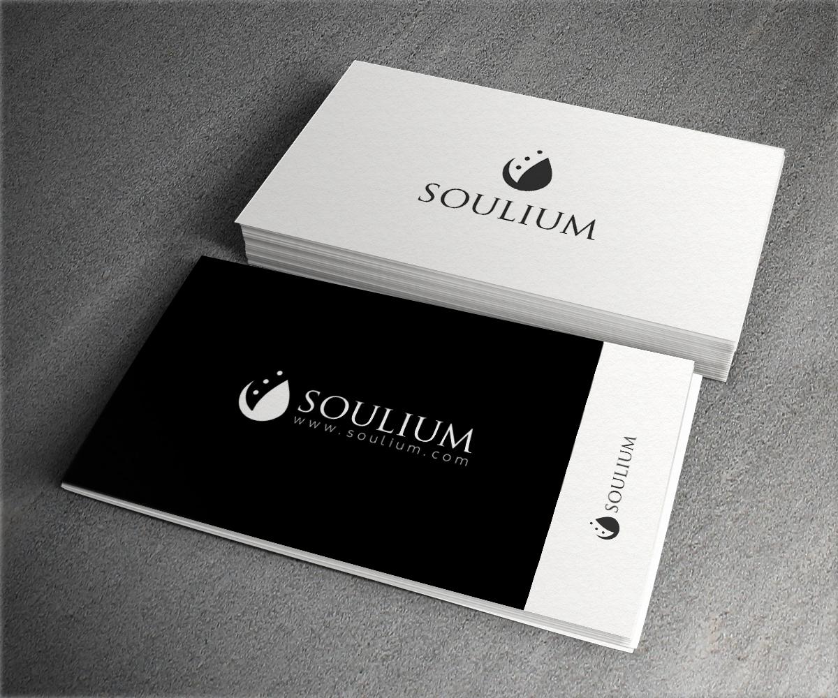 elegant modern logo design for soulium ug haftungsbeschrnkt by