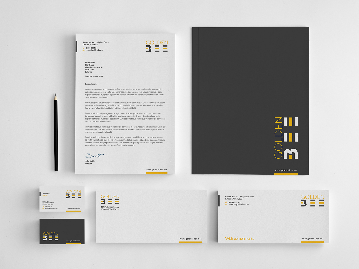 15 elegant stationery designs stationery design project for seed