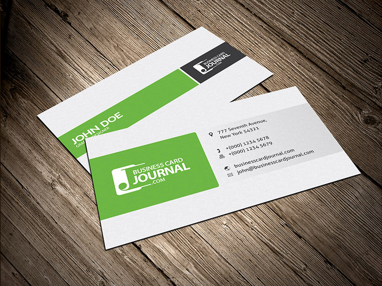 Business Card Design By Tenti Studio For This Project